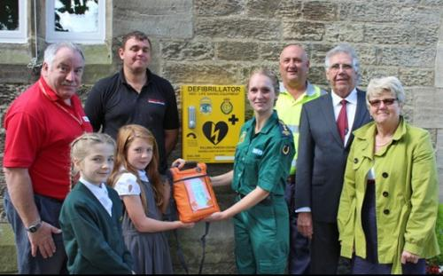Pilling's Heart and Soul Defibrillators in the Parish